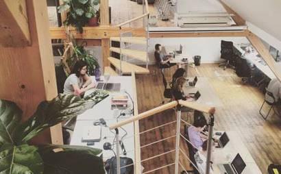 Locus Workspace @ Krakovská