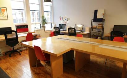 Design Studio Office Share