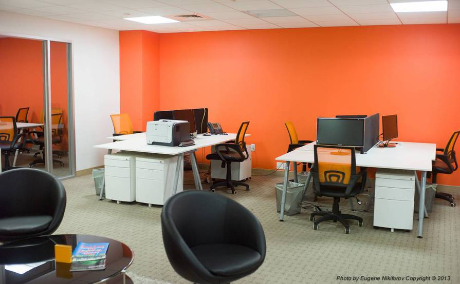 Large Individual Desks, Meeting Rooms, Possible Private Office