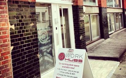 @Work Hubs @ Euston Street