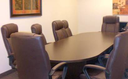 Comfortable office space, conference or training r