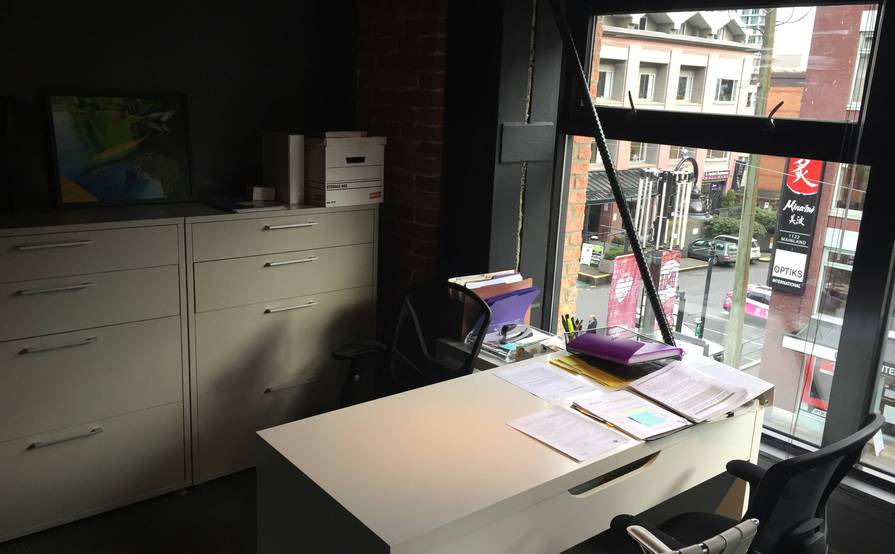 Closed-Door Private Office