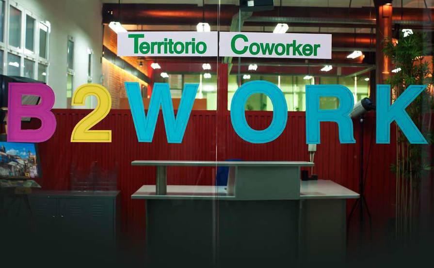 B2WORK Territorio Coworker