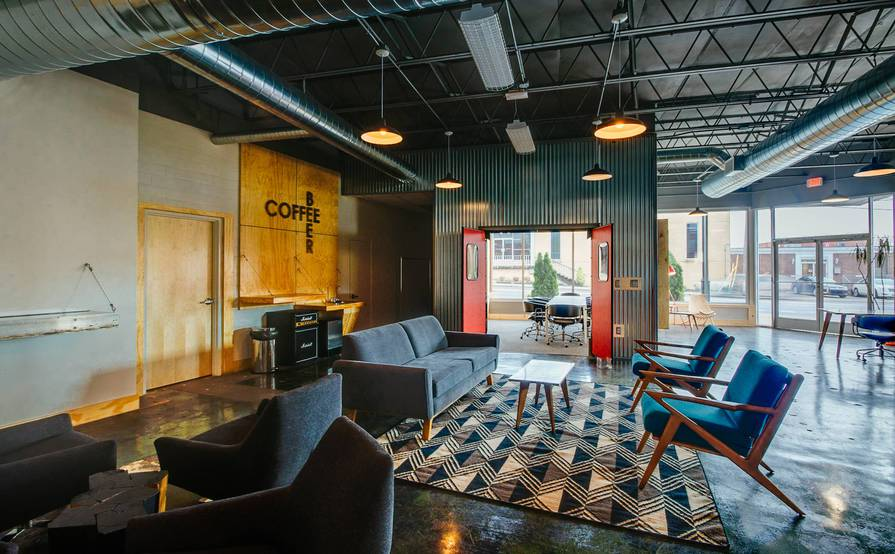 Part-time co-working membership