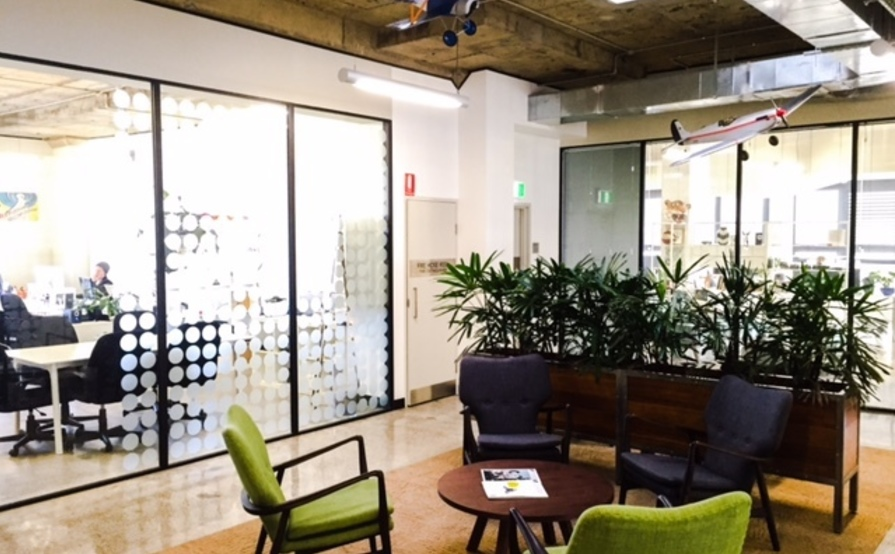 Amazing Crown Street Co-Work Office