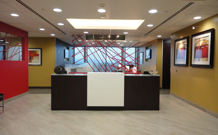 Private, Furnished, Window Office