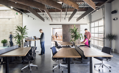 Assembly: premier coworking space in RiNo