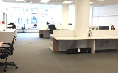 Spacious Back Bay Office on Boylston