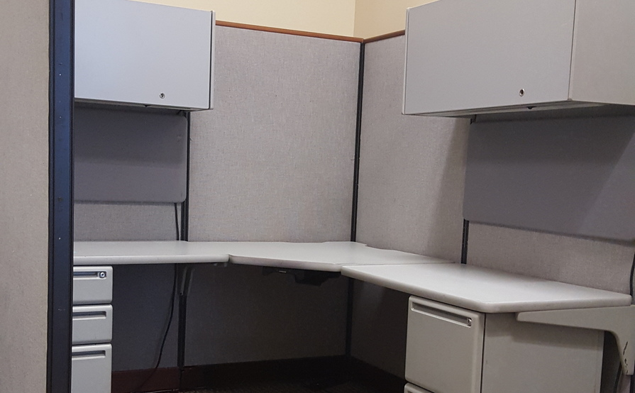 Cubicle Space