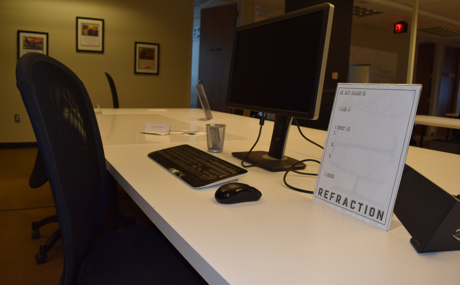 Drop In Desk