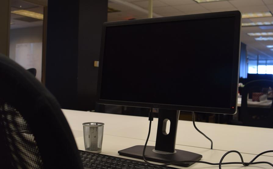 Co-Working Desk - Full Time