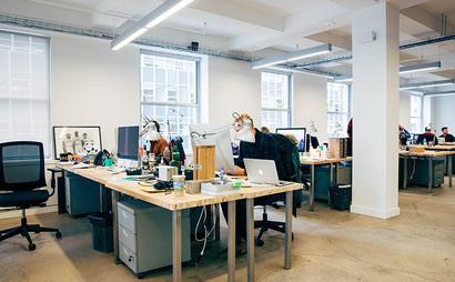 Digital Creative Agency Office