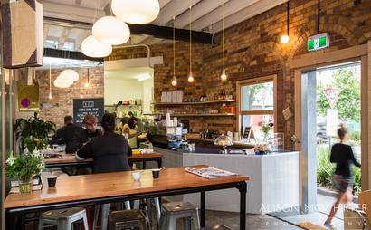 Exchange Workspaces Richmond  @ Lennox Street