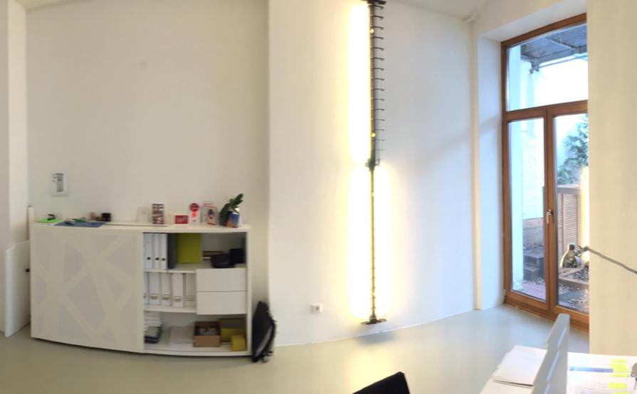 Co-Working Place in Düsseldorf-Flingern