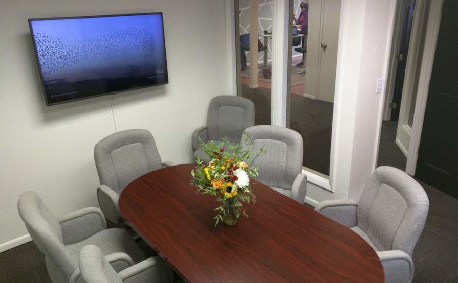 Resident Dedicated Desk