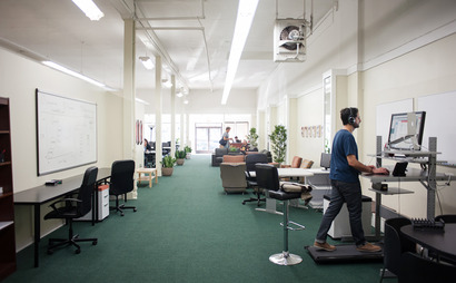 20 Mission Coworking @ 2415 Mission Street