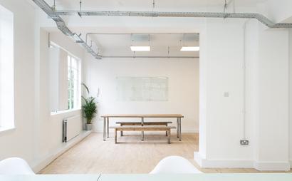 Blenheim Grove Workspace