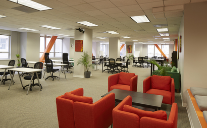 T-Jump - Coworking Space at San Francisco