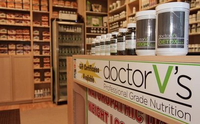 Doctor V's Professional Grade Nutrition @ 3rd Avenue