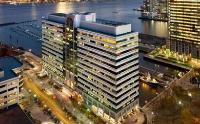 111 Town Square Place in Jersey City, NJ