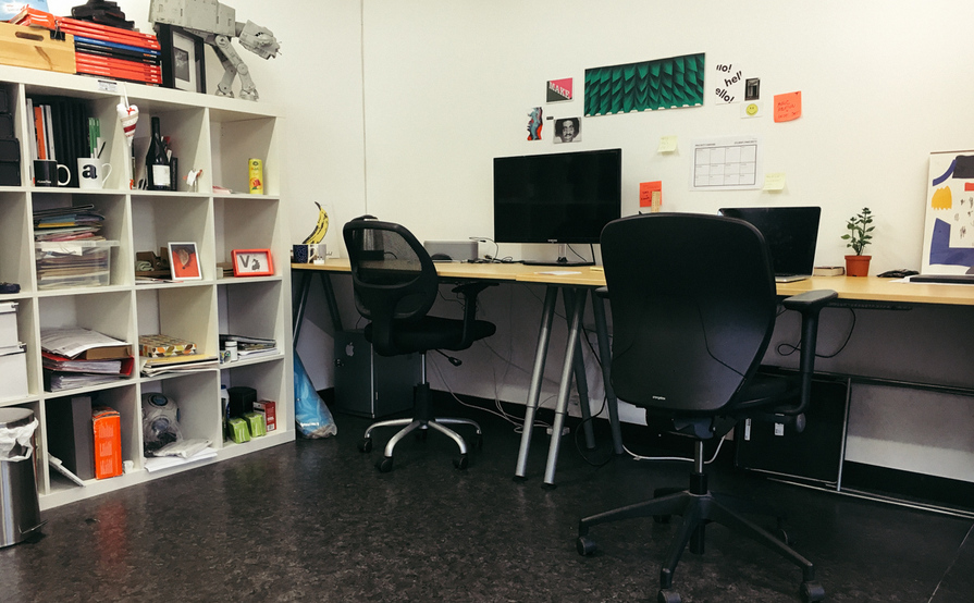 Creative Desk Space 5min away from Broadway Market