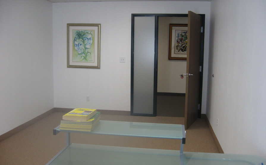 Private office with internet, phone & Conference Room use