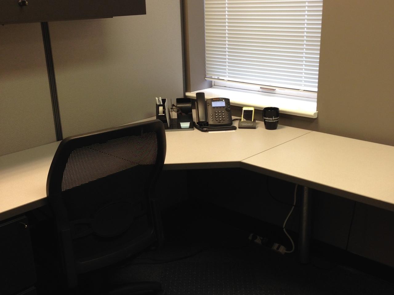 Shared Desk Office Space Private Office Hub Zone Washington DC - Washington dc hubzone map