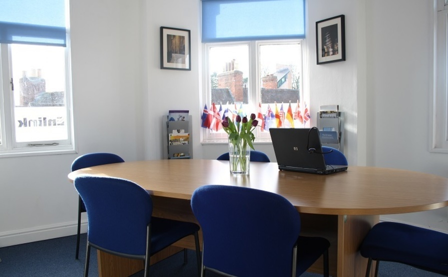 Modern Meeting Room in Warwick