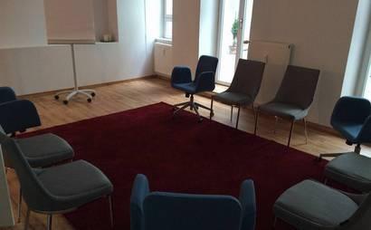 Anton&Luisa - Coworking-Space&Rooms @ Wöhlertstraße