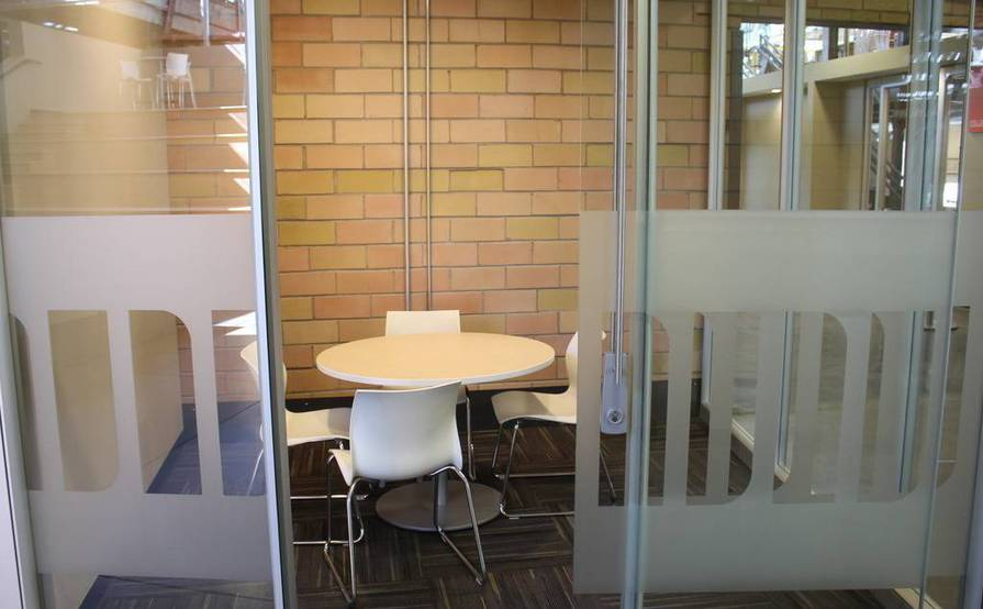 Six available workspaces in modern start-up office space with tons of amenities!