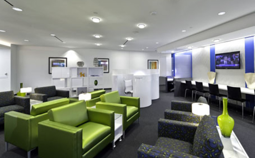 Shared Lounge Space