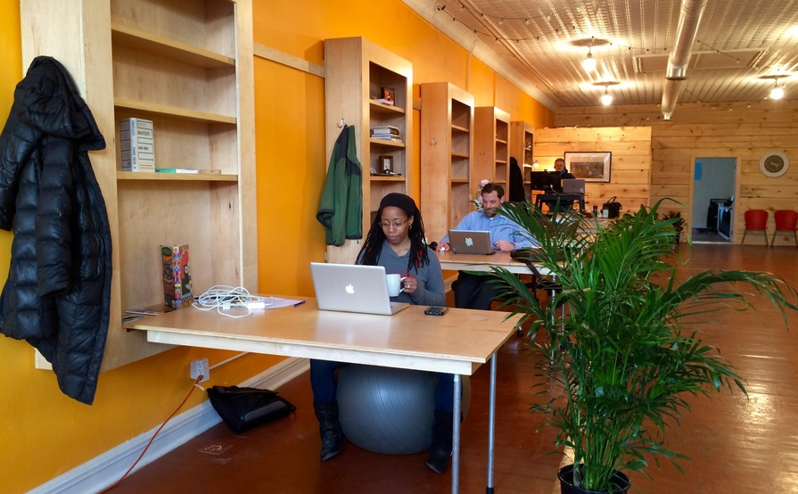 Coworking Day Pass and Flex Membership