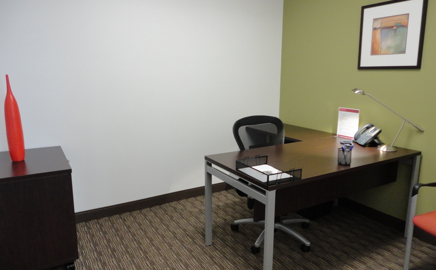 Private, Furnished Office