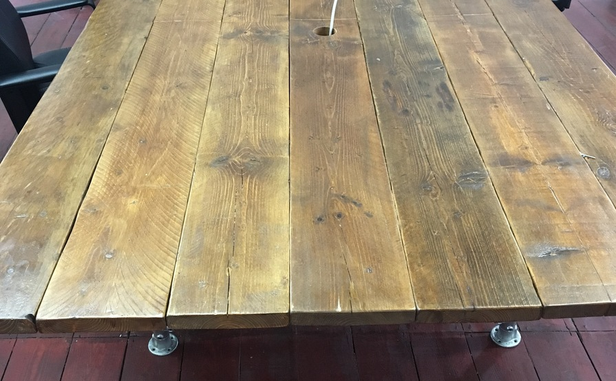 Shoreditch space desk space