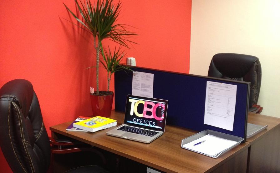 TCBC desk