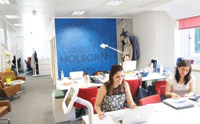 London - Holborn