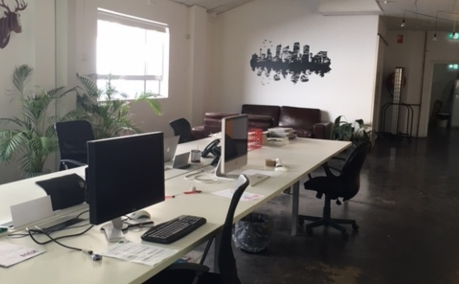 Affordable, Fabulous & Central Office Space in Chippendale