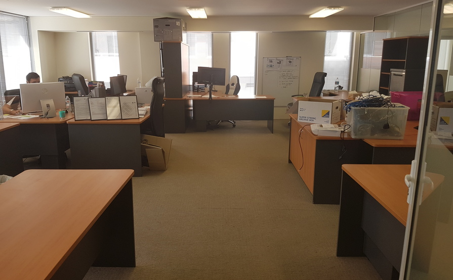 Outter CBD Commercial Office Space