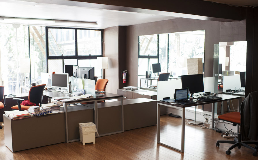 Shared Desk