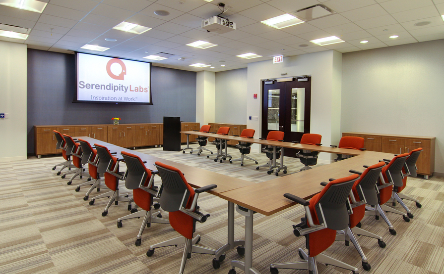 Conference space in Loop 1/2 day at $359 - Wacker North