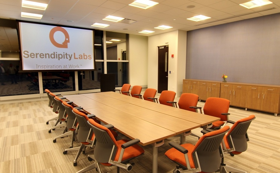 Conference space in Loop 1/2 day at $399 - Wacker South