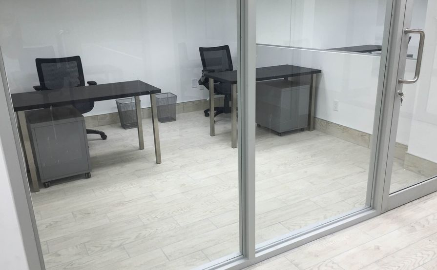 Private Glassed Office Space