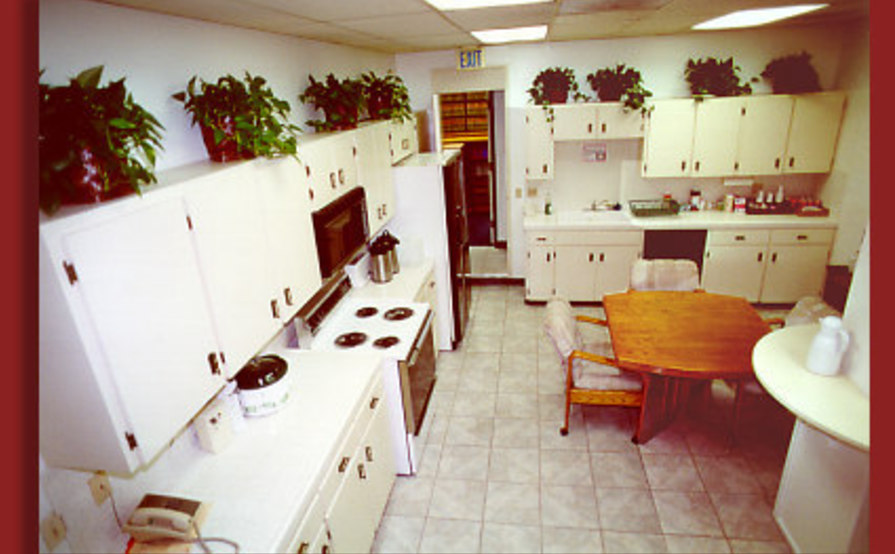 Private office, Semi-private desk, Conference room