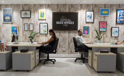 Oasis Offices - Coworking Space