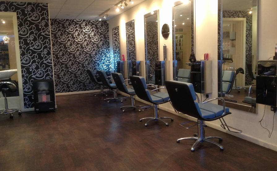 Self employed salon space available to rent chairs for 2 new stylists .