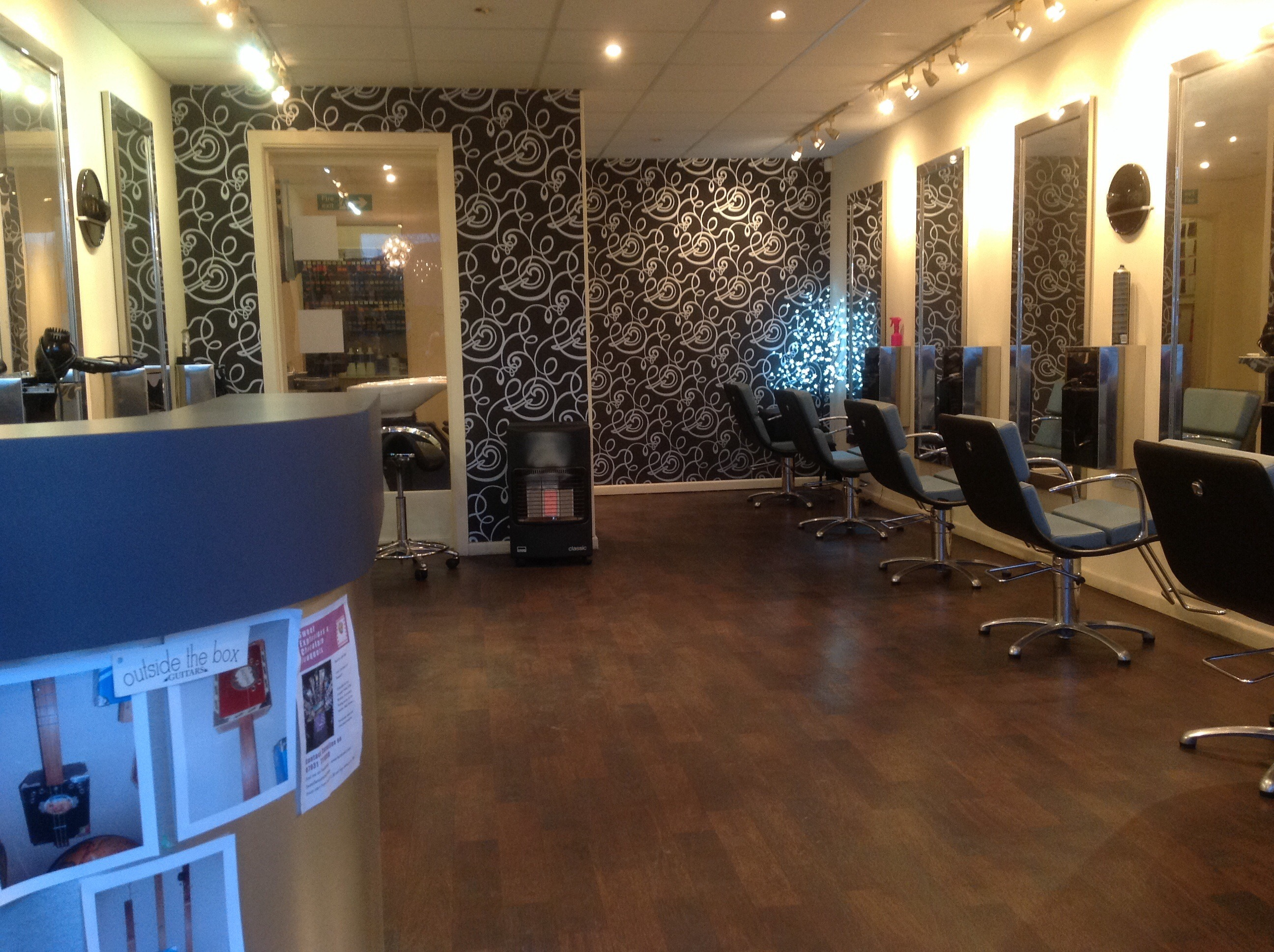 Self Employed Salon Space Available To Rent Chairs For 2