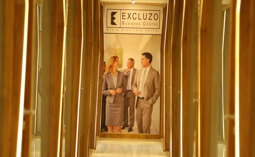 Excluzo Business Centre-Office Space