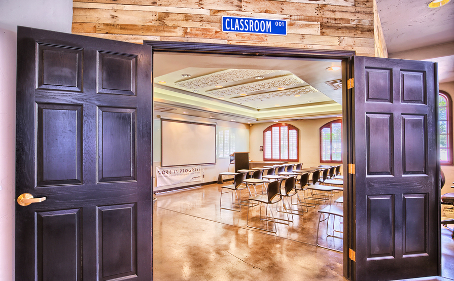 Classroom 001