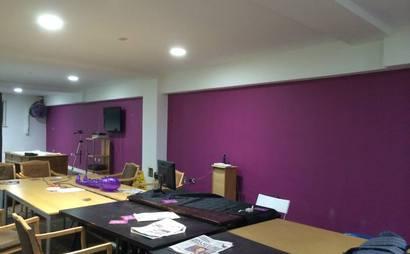 Desk / Private office space in E1