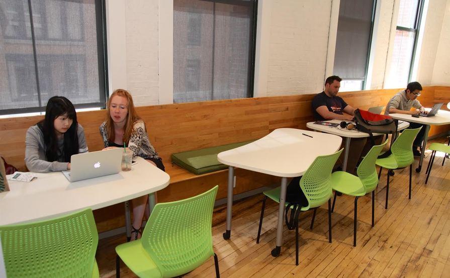 Nomadic Desk